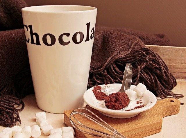 domača vroča čokolada